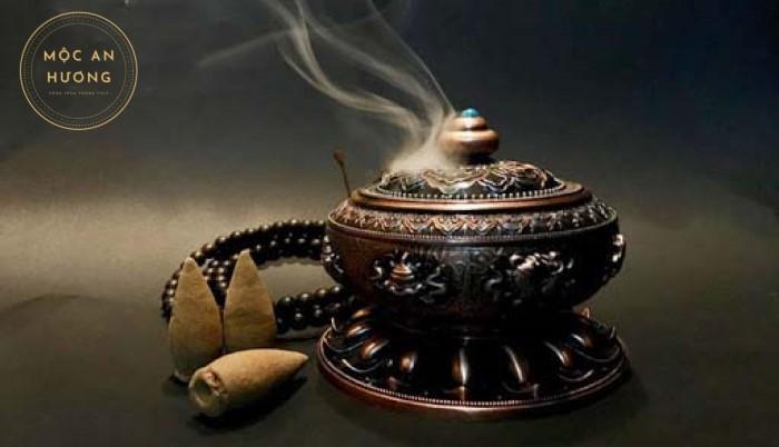 Tác dụng của trầm hương
