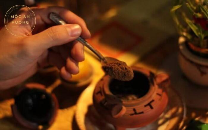 Trầm hương là dược liệu quý